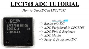ADC in LPC1768 Featured Image