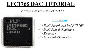 DAC in LPC1768 Featured Image