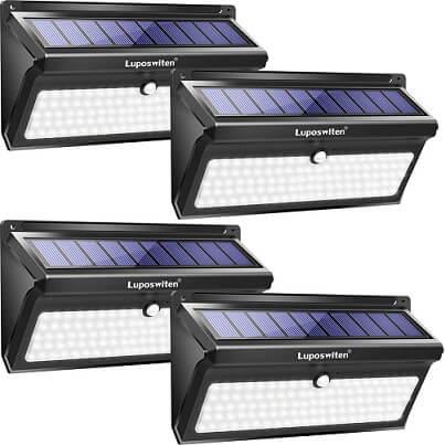 Luposwiten Solar Lights