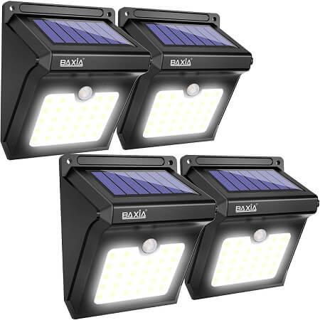 baxia technology lights