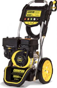 champion 3200-PSI gas pressure washer