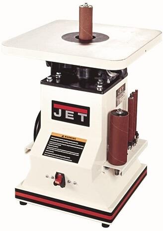 jet spindle sander