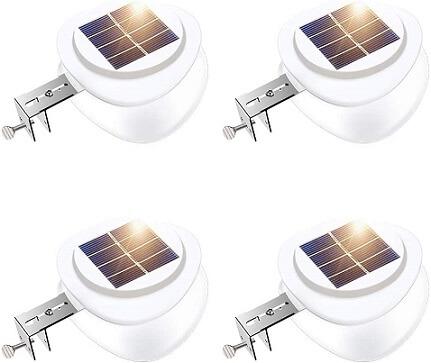 solar gutter