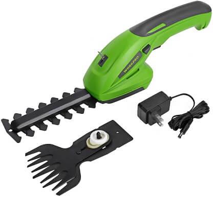 workpro trimmer