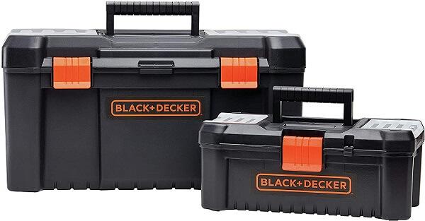 Black+Decker Tool Box