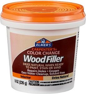 Elmer's wood filler