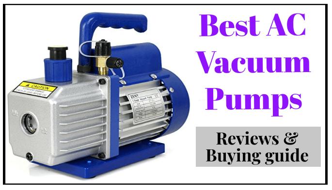 Beginners Guide To Vacuum Pumps