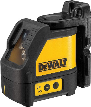dewalt laser level