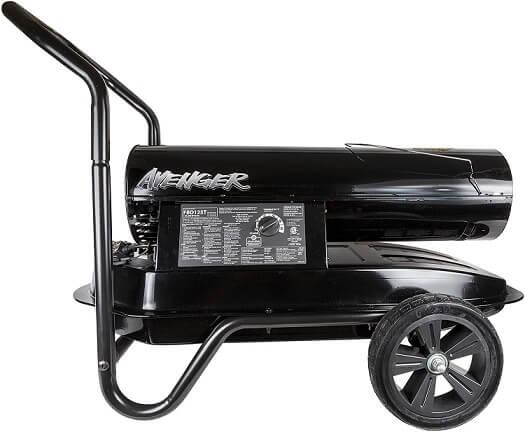Avenger Portable Kerosene Heater