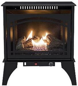 Kozy Gas Stove Fire Place