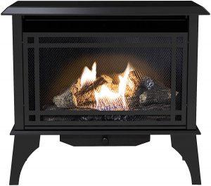 Pleasant hearth Gas vent free stove