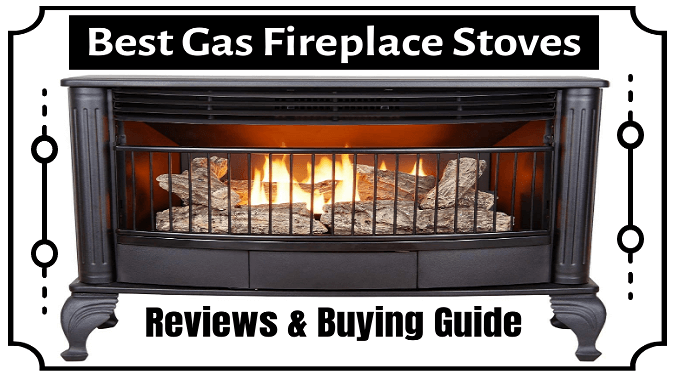 The 5 Best Gas Fireplace Stoves Reviews, Ventless Gas Fireplace Consumer Reports