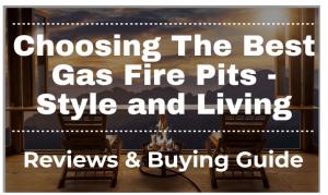 best gas fire pits