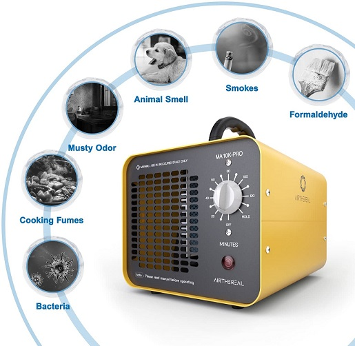 The 7 Best Ozone Generator Reviews & Buying Guide