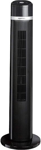 AmazonBasics Oscillating 3 Speed Tower Fan