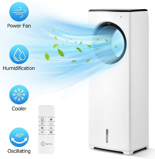 COMFYHOME Evaporative Air Cooler