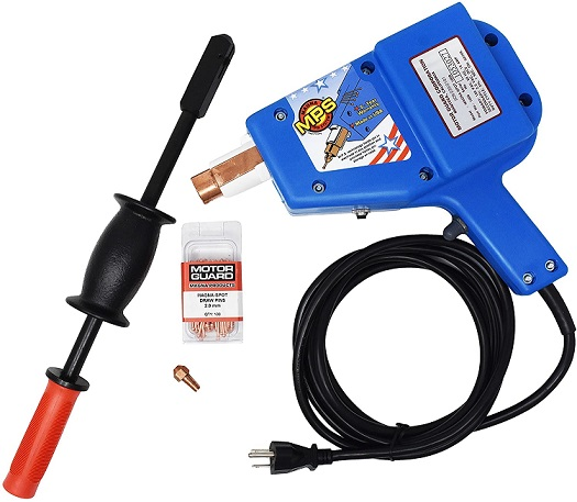Motor Guard stud welder kit