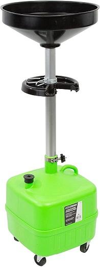OEMTOOLS 87032 9 Gallon Portable Upright Lift Drain