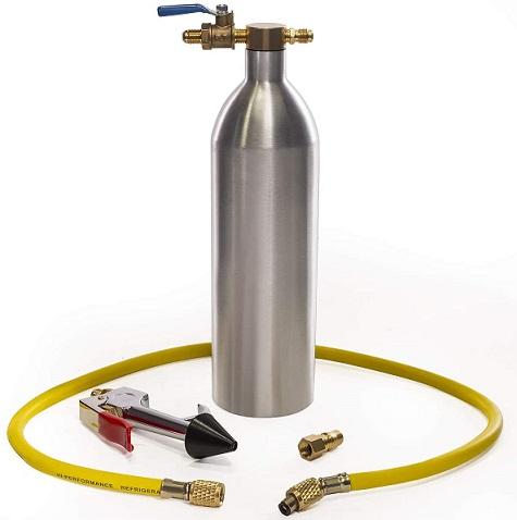 XtremepowerUS AC Air Conditioner System Flush Kit