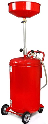 XtremepowerUS Portable Waste Oil Drain Tank