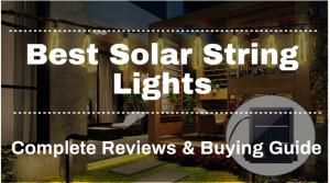 Best Solar String Light