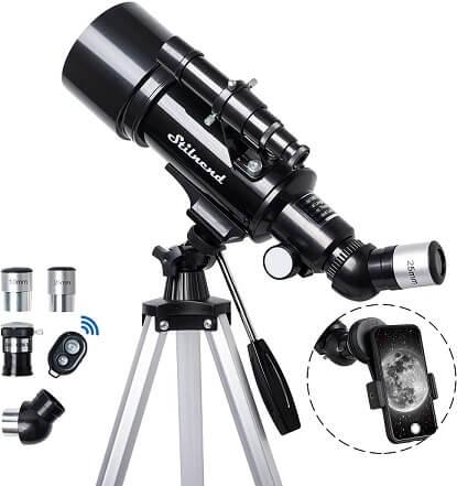Stilnend Refractor Telescope