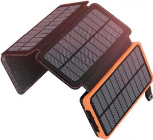 Addtop solar power bank
