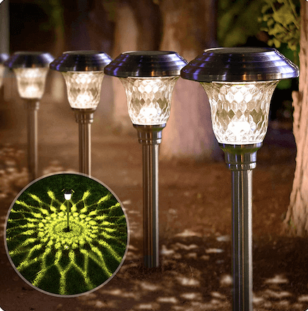 Best Solar Path Lights In 2020 Reviews, What Are The Best Outdoor Solar Lights