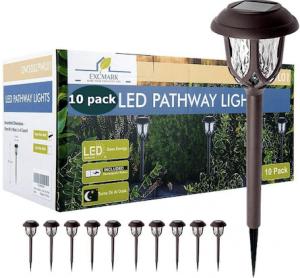ExcMark solar path lights (1)