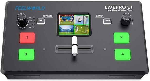 Feelworld Video Switcher