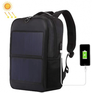 HAWEEL Flexible Solar Panel Power Backpack