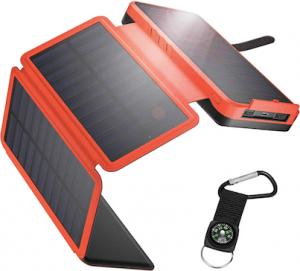 IEsafy's solar power bank