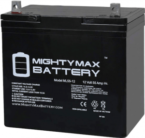 Mighty Max Battery's deep cycle battery