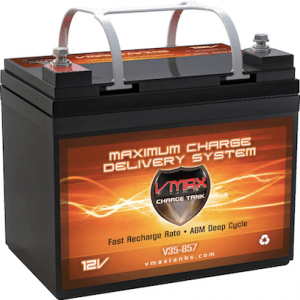 Vmaxtanks Vmax deep cycle battery