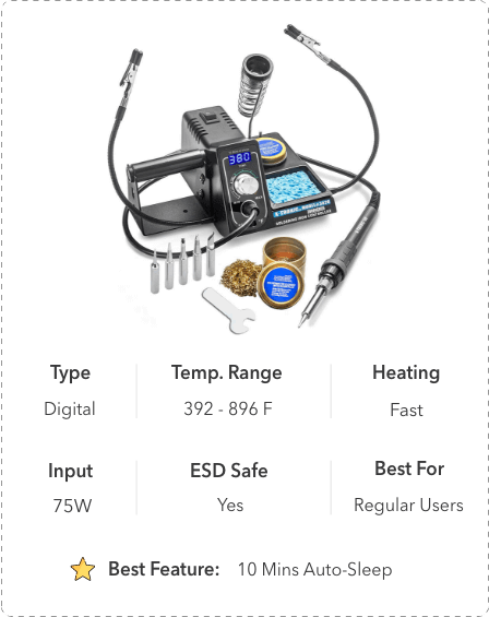 X-Tronic Soldering Station