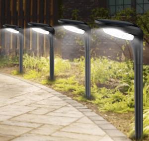 jsot Solar Pathway Lights