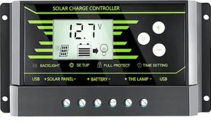 powmr solar charge controller