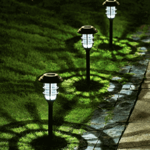 solpex 8 Pack Solar Pathway Lights