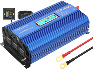 voltworks Pure Sine Wave Power Inverter