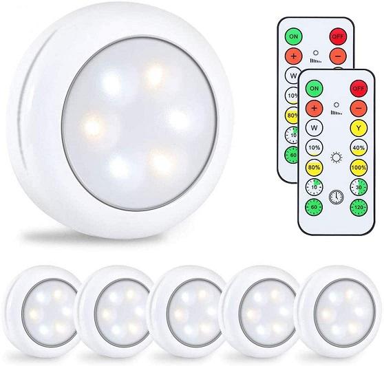 Alitade Wireless LED Puck Light