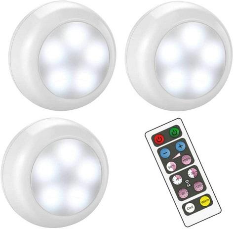 BLS LED Puck Lights
