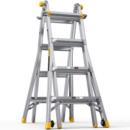 BLUBERY Multi-Functional Ladder