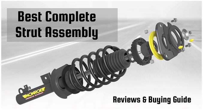Complete Strut Assembly
