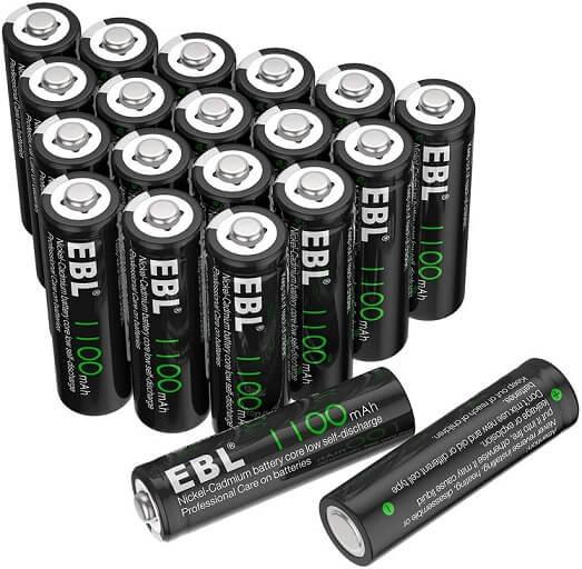 EBL AA Rechargeable Batteries