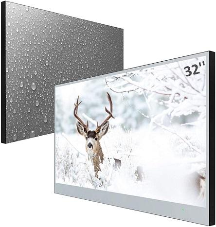 Elecsung 32-inch Smart Mirror TV