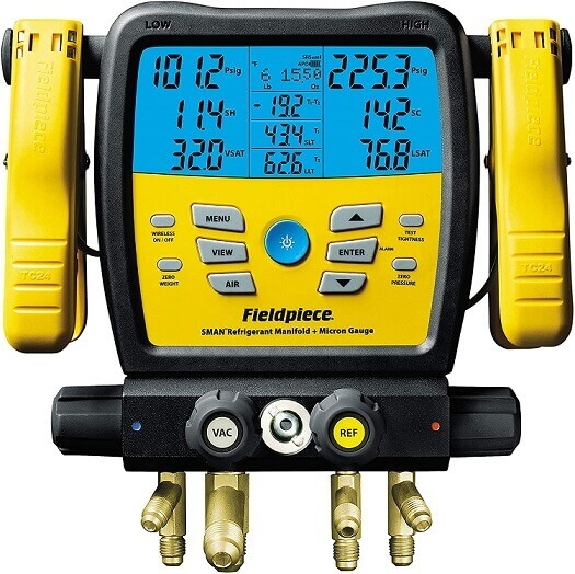 Fieldpiece Digital Manifold Wireless