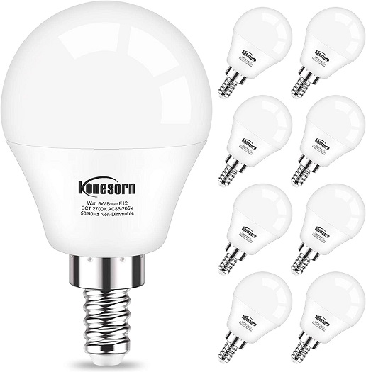 The 7 Best Ceiling Fan Light Bulbs Reviews Buying Guide