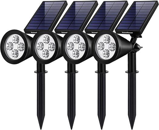 InnoGear Solar Lights Outdoor