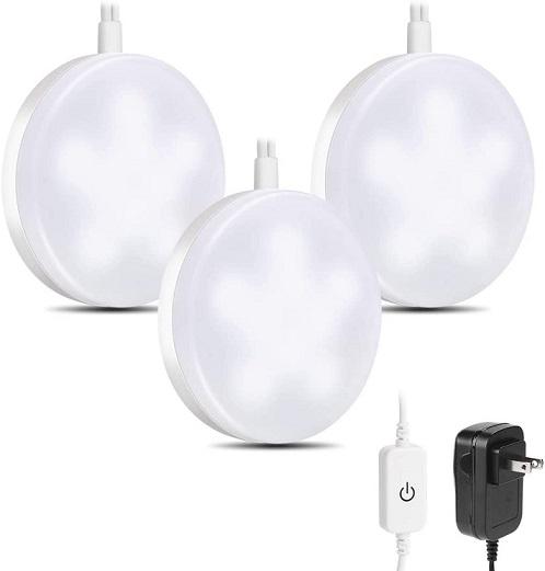 LE LED Puck Lights