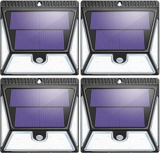 MITAOHOH Solar Lights Outdoor